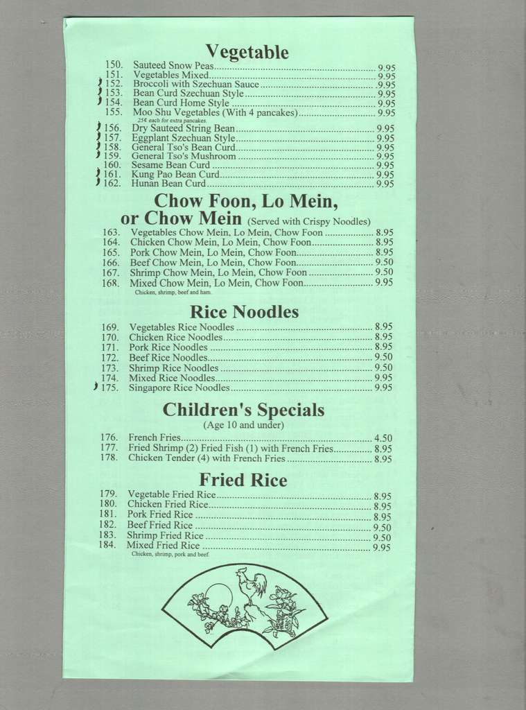 China Garden Restaurant Locations Near Me Reviews Menu