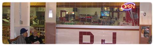Interior at D J Bibingkahan