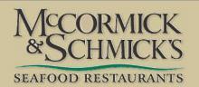 Logo at McCormick & Schmick's Seafood