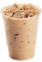 Original Iced Coffee at Jack in the Box