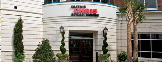 Exterior at Ruth's Chris Steak House