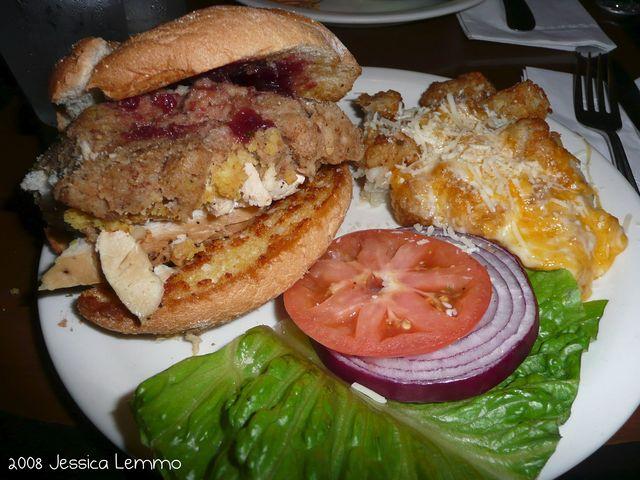 Photo of The Thankful Turkey Sandwich