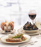 Dish at McCormick & Schmick's Seafood