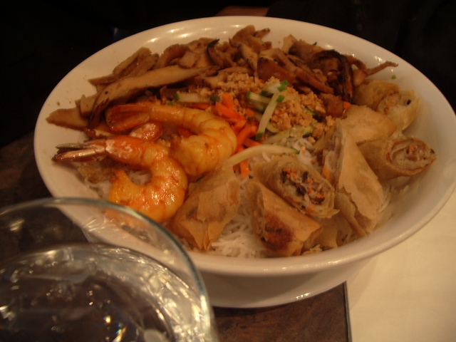 This is what my stepson's friend ordered.  - Menu Item #22 at Quynh Vietnamese Cuisine