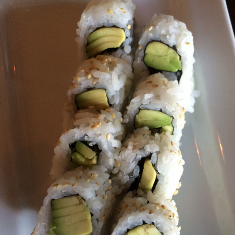 Photo of SU49: Avocado Roll (8 pcs.)