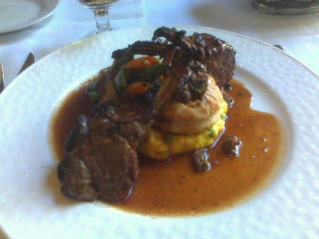 Lamb Chops at Mantra Restaurant & Lounge