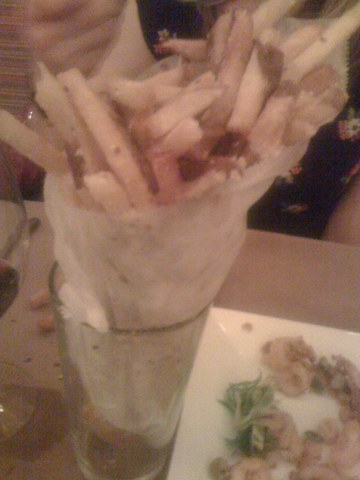 Photo of Truffle Parmesan Fries