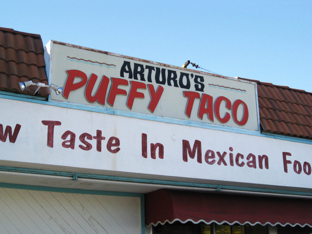 Photo at Arturo's Puffy Tacos