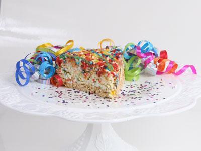 Confetti Cake at Dippin' Dots