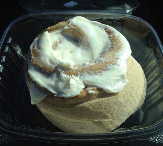 Photo of Cinnamon Roll