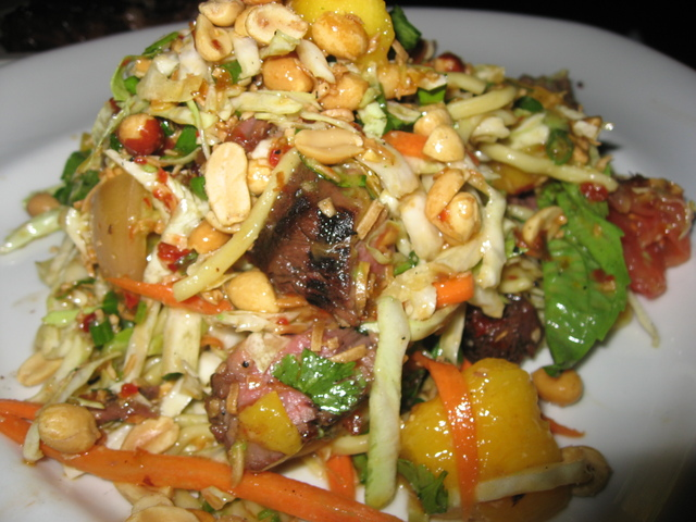 Photo of Thai Steak & Noodle Salad