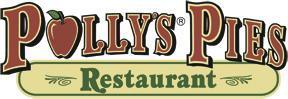 Logo at Polly's Pies