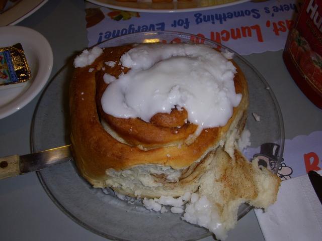 Photo of Cinnamon Roll