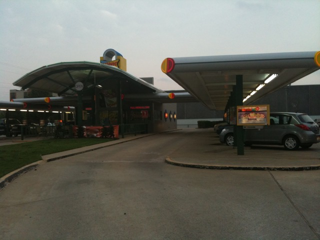Exterior at Sonic