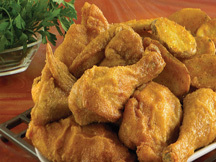 Shakey's® Golden Fried Chicken at Shakey's Pizza Restaurant