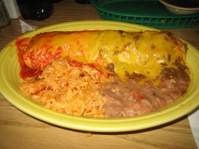 Breakfast Burrito at Garcia's Kitchen