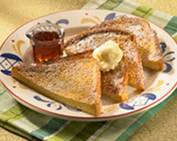 French Toast at Mimi's Cafe