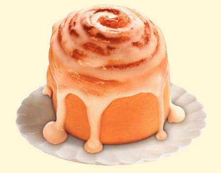 Photo of Cinnabon® Classic cinnamon roll
