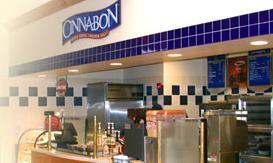 Exterior at Cinnabon