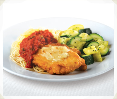 Photo of CHICKEN PARMESAN