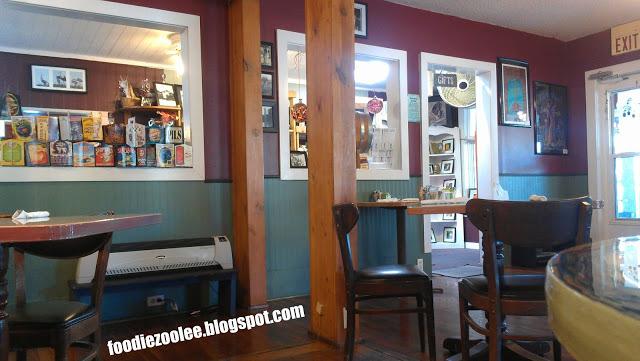 Dianes Restaurant Menu