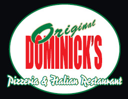 Logo at Domino's Pizza