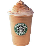 Cinnamon Dolce Frappuccino® Blended Coffee at Tully's Coffee