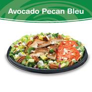 Avocado Pecan Bleu at Culver's