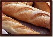 Baguette at La Madeleine French Bakery