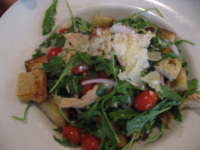 Photo of Roasted Chicken & Arugula Salad