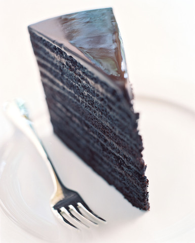 24 Layer Chocolate Cake at Strip House