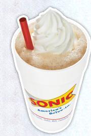 Coca-Cola at Sonic