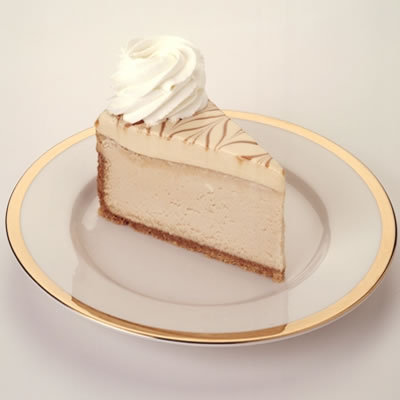 Dulce De Leche Caramel Cheesecake at The Cheesecake Factory