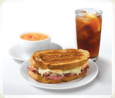 Photo of GRILLED CORNED BEEF REUBEN