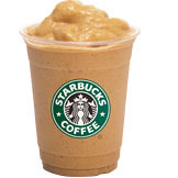 Coffee Frappuccino® Blended Coffee at Tully's Coffee