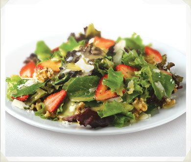 Photo of STRAWBERRY FIELDS SALADS
