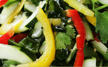 Photo of Cucumber Seaweed Salad