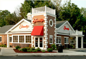 Exterior at Friendly's