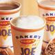 Cappuccino - Cappuccino at Baker's Drive-Thru Restaurant