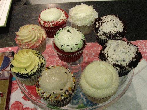 Vanilla Caramel & Red Velvet at Vanilla Pastry Studio