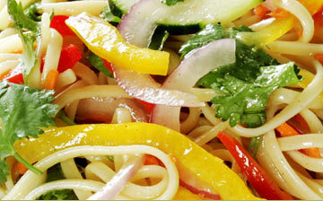 Photo of Linguini Salad