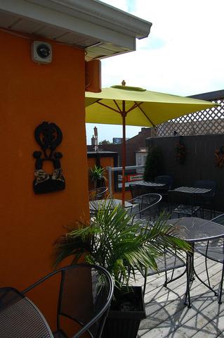 Exterior at Rude Native Bistro & Lounge- Burlington