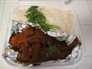 Barbequed Spareribs - Takeout - Barbequed Spareribs  at Singapore Express