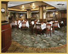 Interior at Landry's Seafood House