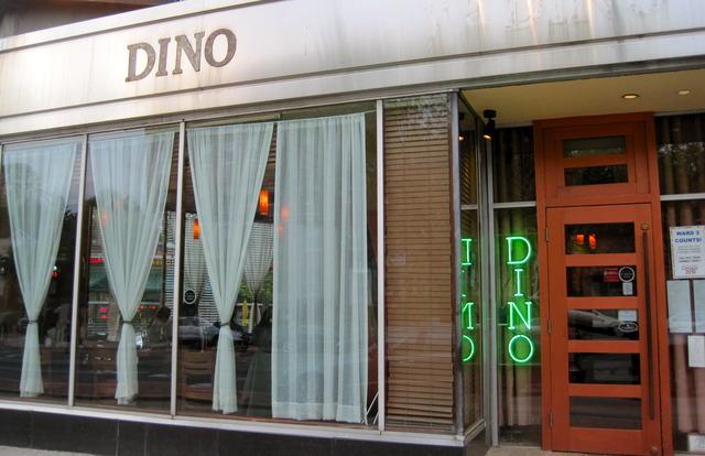 Exterior at Dino