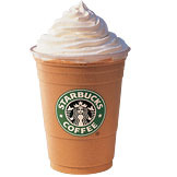 Mocha Frappuccino® Blended Coffee at Tully's Coffee