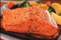 Photo of Cedar-Planked Salmon