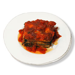 Eggplant Parmesan at Latona's Specialty Foods
