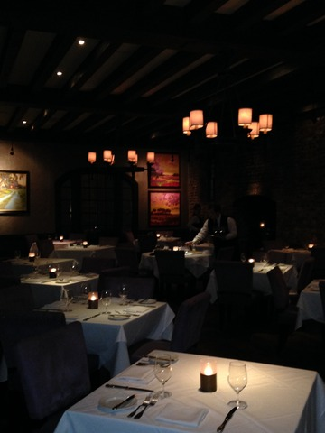 Additional View of the Main Dining Rooms's Elegant Ambience - Interior at McCrady's