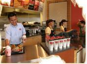 Interior at The Habit Burger Grill